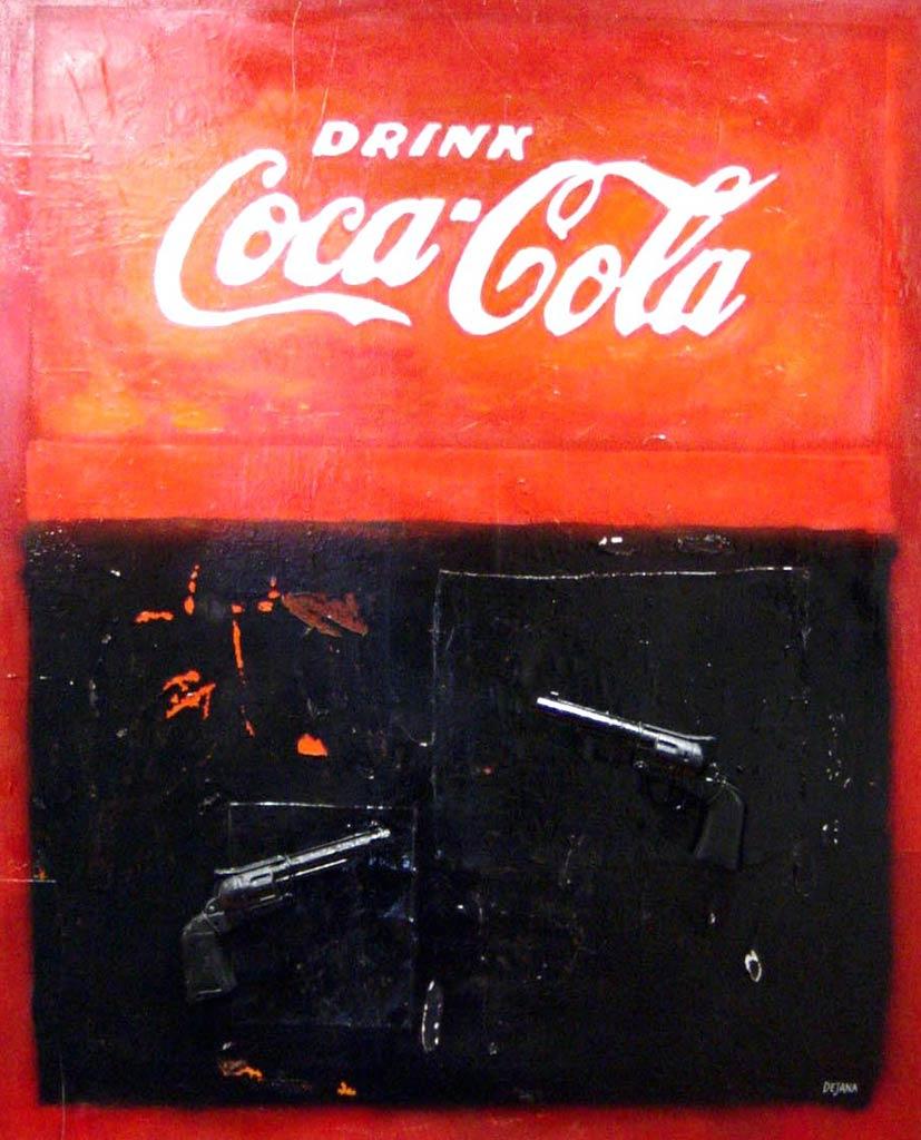 Coca e Revolver